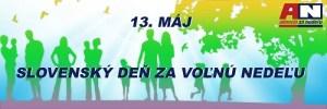 Slovensý deň za voľnú nedeľu