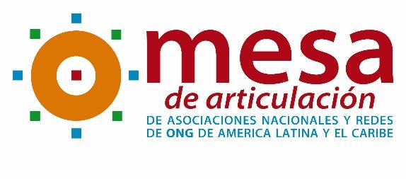 POSICIONAMIENTO DE LA MESA DE ARTICULACIÓN SOBRE LA CRISIS ECONÓMICA, SOCIAL Y POLÍTICA EN AMÉRICA LATINA Y EL CARIBE.