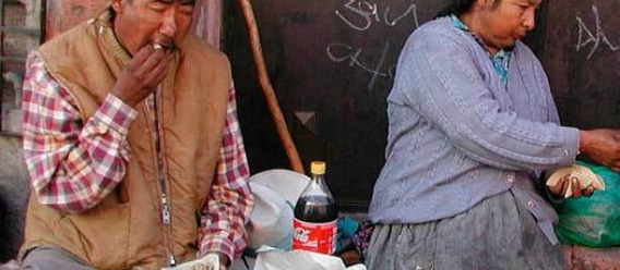Resultado de imagen para obesidad y pobreza en mexico