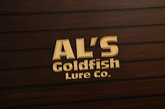 Al's Goldfish Logo Design Springfield, MA