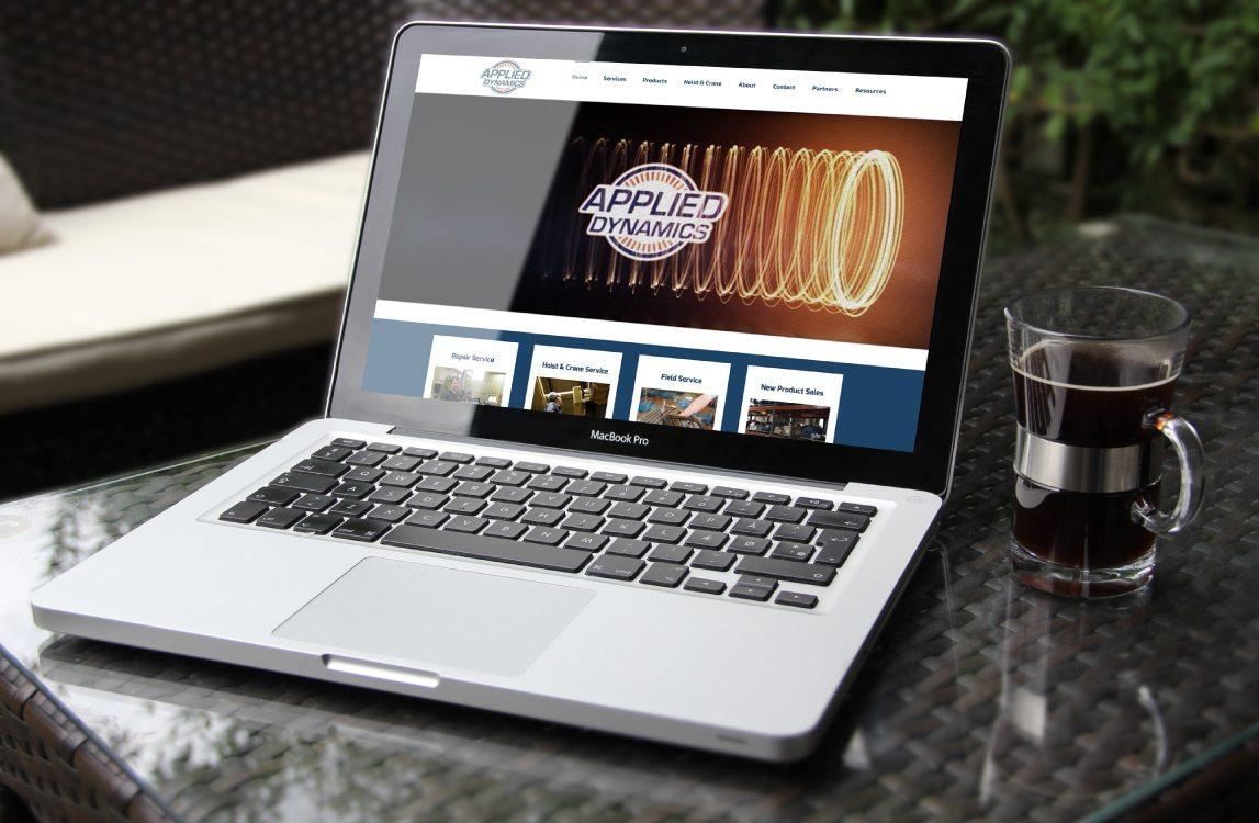 Applied Dynamics Website Design Western Massachusetts