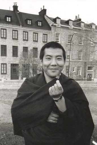 Jamgon Kongtrul Rinpoche spoke of hope and prayer