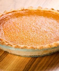 Fruit Bean Pie