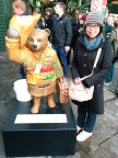 Paddington Bear at Borough Market
