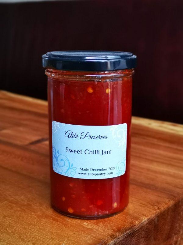 Sweet Chilli Jam