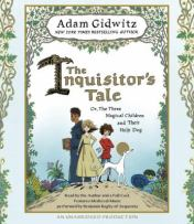 cover of the Inquisitor's Tale by Gidwitz
