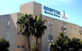 Resultado de imagen de hospital marina baixa