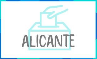 Convocadas las elecciones a presidente  local de la ciudad de Alicante