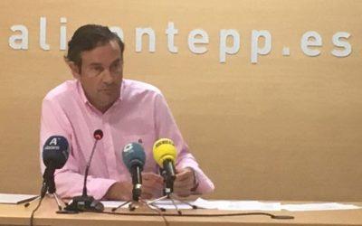 """Pastor: """"La credibilidad de Puig y Colomer ante el sector turístico está por los suelos"""""""