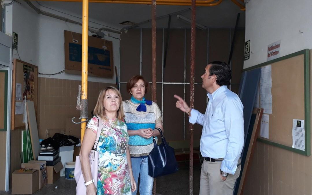 """El PP denuncia que el Consell """"improvisa con la seguridad"""" de los niños de Sax"""