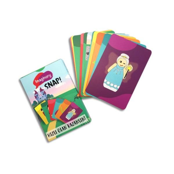 snap kartlar masal