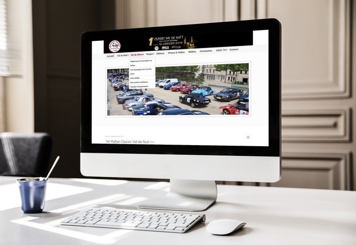 Site Association Sportive de l'Automobile-Club 79