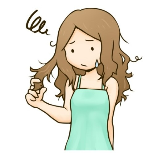 くせ毛の要因