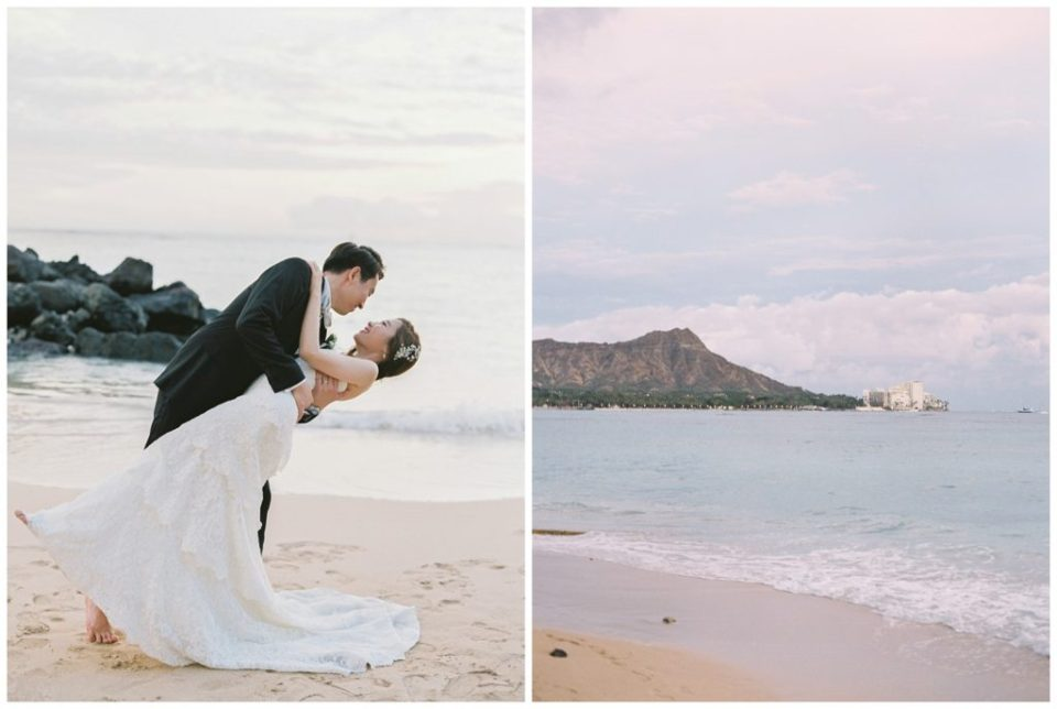 Halekulani Wedding Photographer