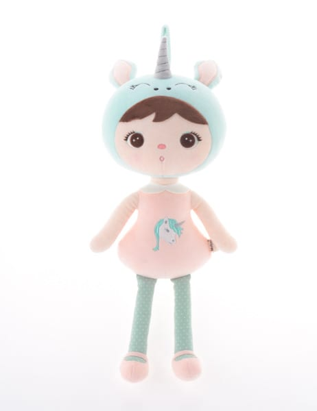 METOO UNICORN GIRL DOLL – PERSONALISED