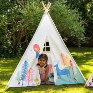 Enchanted Forest Teepee