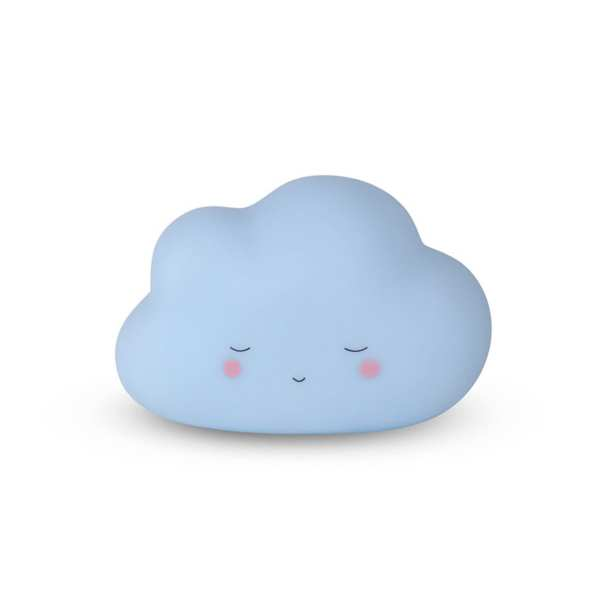 Cloud Night Light - Baby Blue