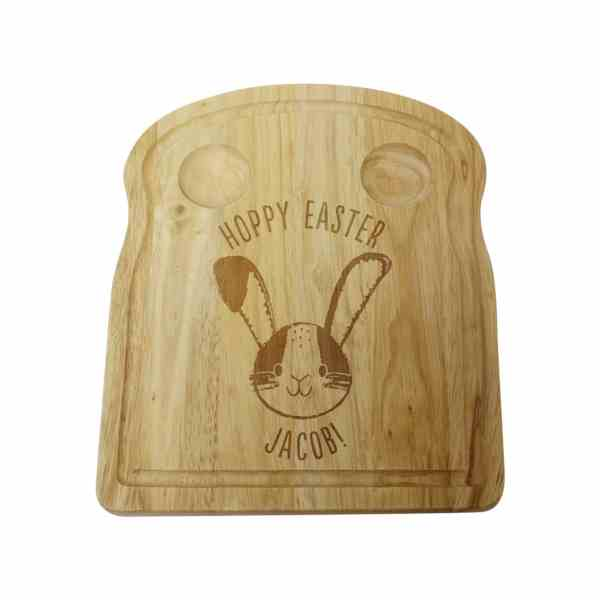 Easter Egg and Soldiers Board