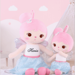 Angel wings doll