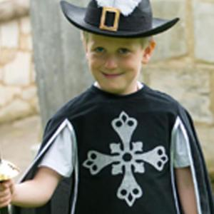 Musketeer Accessory Set Costume
