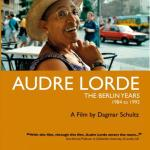 Film poster for Audre Lorde – the Berlin Years 1984 to 1992 A film by Dagmar Schultz