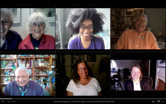 Powerful and Dangerous: The Legacy of Audre Lorde Panel Discussion