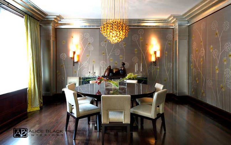 2-Park Avenue Interior Design, Alice Black