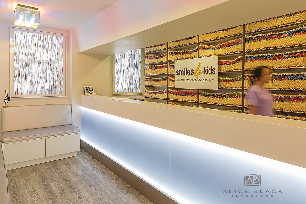 Interior Designer Manhattan Pediatric Dentist