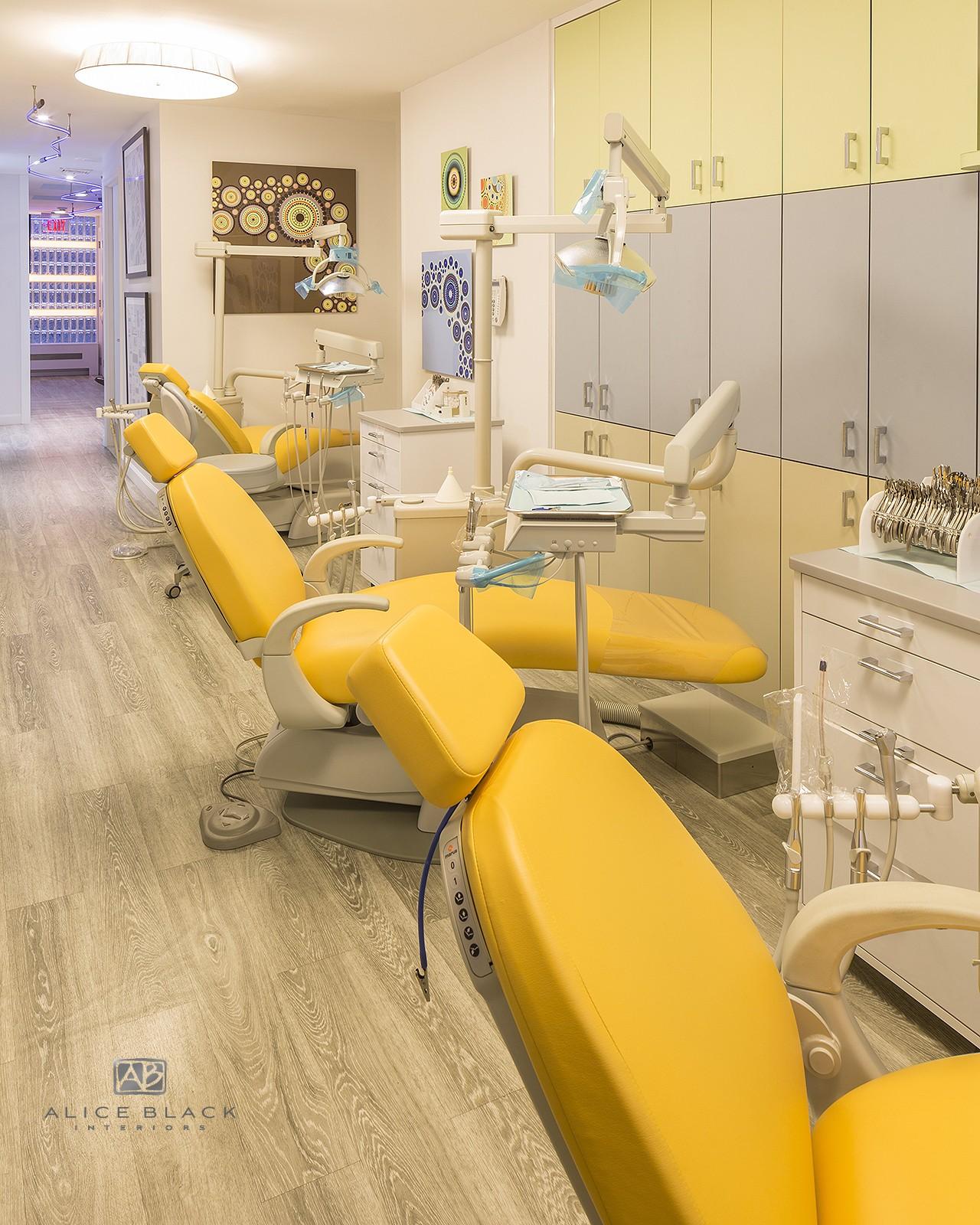 Interior Designer Dentist office Manhattan
