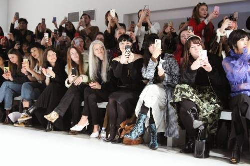 Bethany Williams AW19 FROW