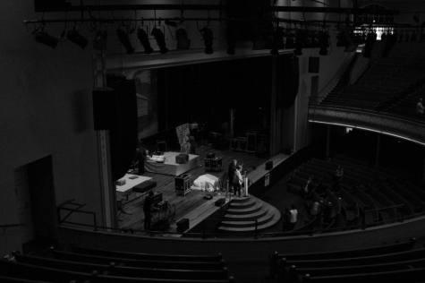 Ryman's Auditiorium