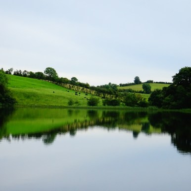 the lake Annaghmakerrig