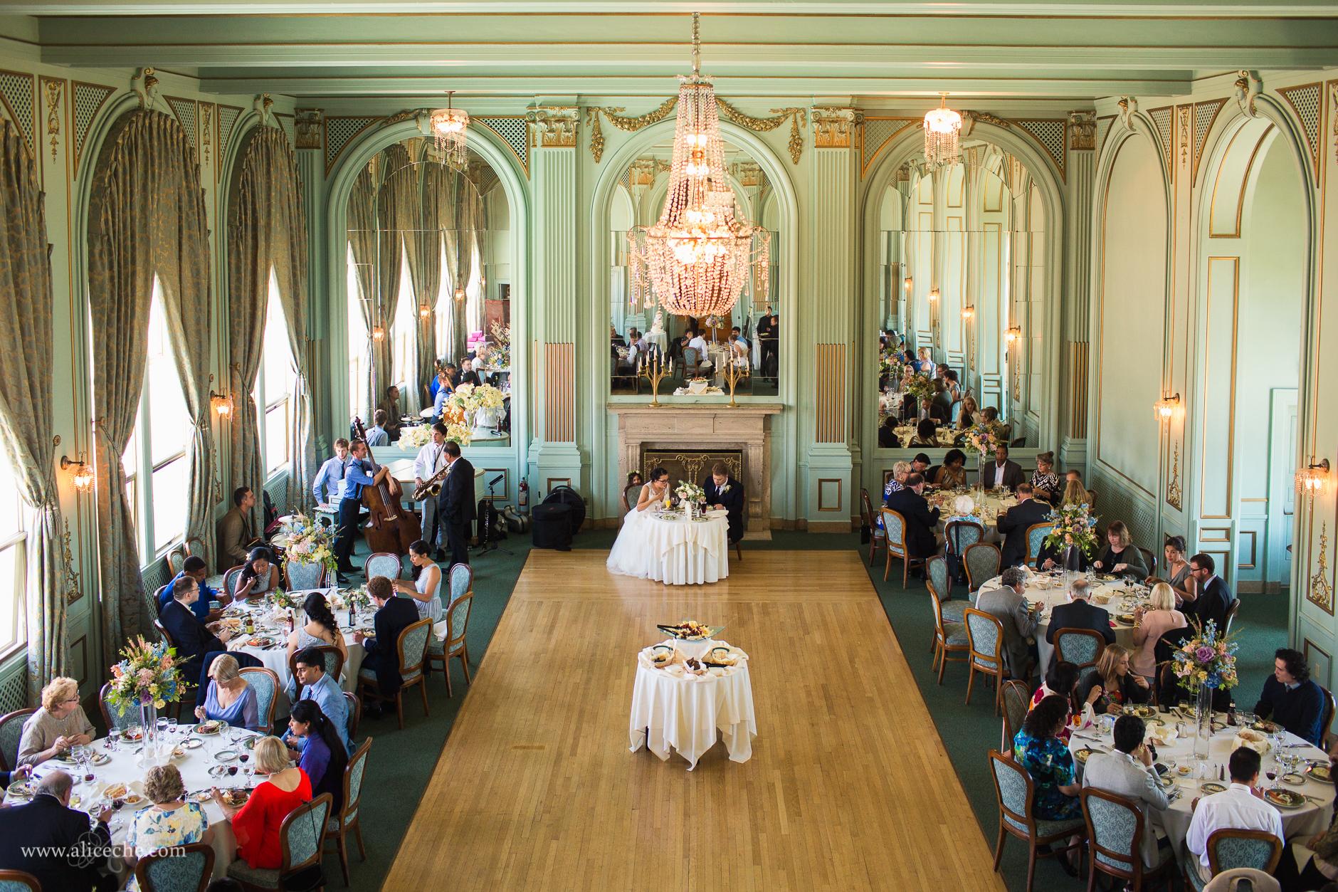 Oakland Bellevue Club Wedding San Francisco Photographer