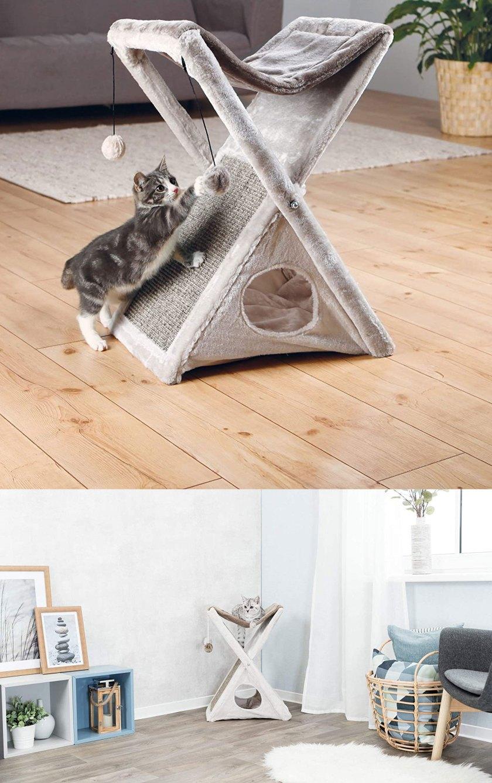 cat bed igloo