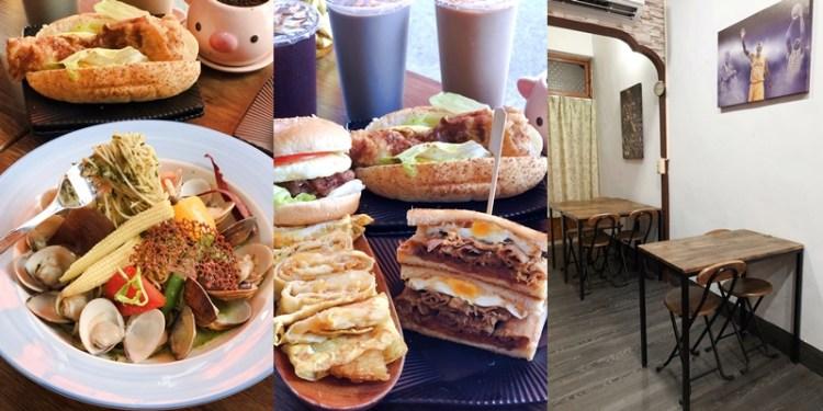 【台南美食】焦糖吐司好特別,手工製作的美味健康早午餐《玏食》 善化美食   台南早午餐   台南早餐 