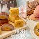 【台南美食】秒殺夯蕃薯麵包超可愛~菠蘿蛋黃酥也是熱銷冠軍,傳承父親手藝的好滋味《傳承烘焙坊》 |永康美食| |中秋節禮盒推薦|