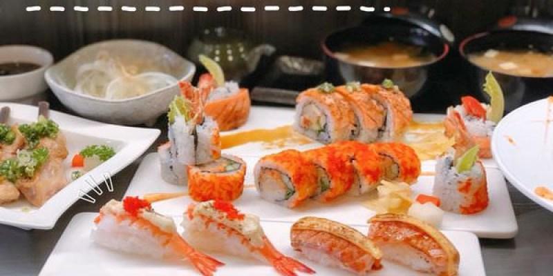 【台南美食-安平區】 |台南壽司| |日式料理| |安平美食| 《日銘手作リ壽司 お造り 燒物 揚物》隱藏版平價日式料理