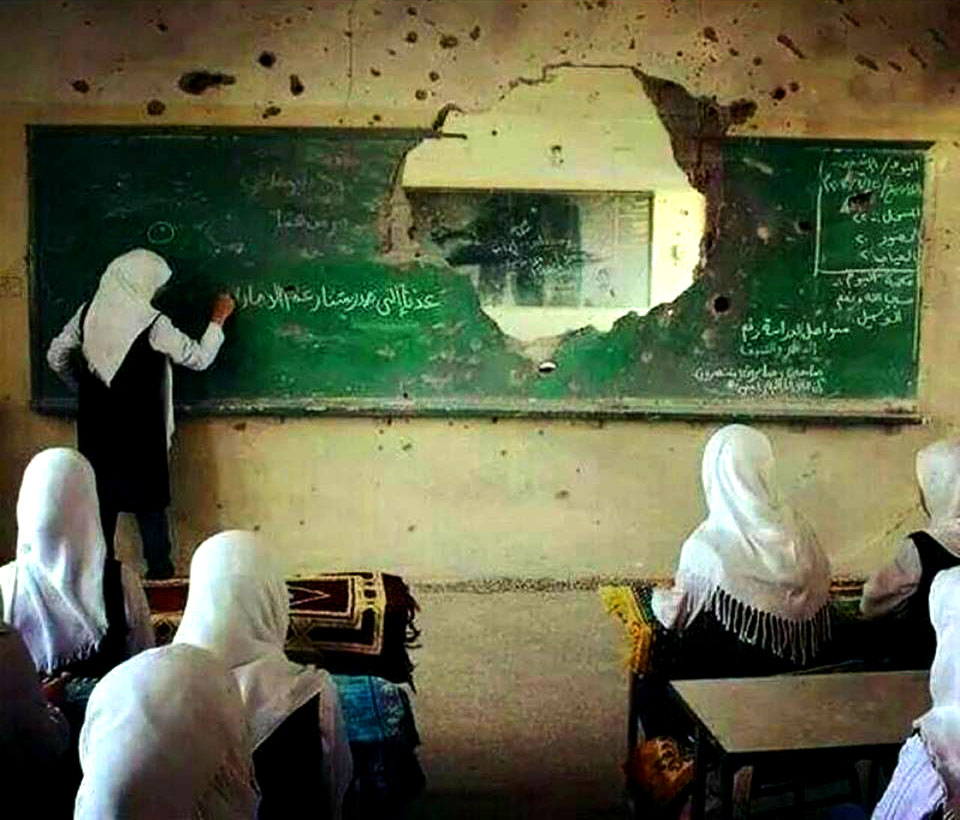 94%scolarisation à Gaza malgré les destructions