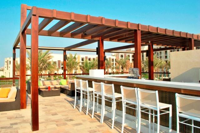 Rooftop Bar @ the Park Hyatt - Saadiyat Island Abu Dhabi: f/8; 1/200sec; ISO-100