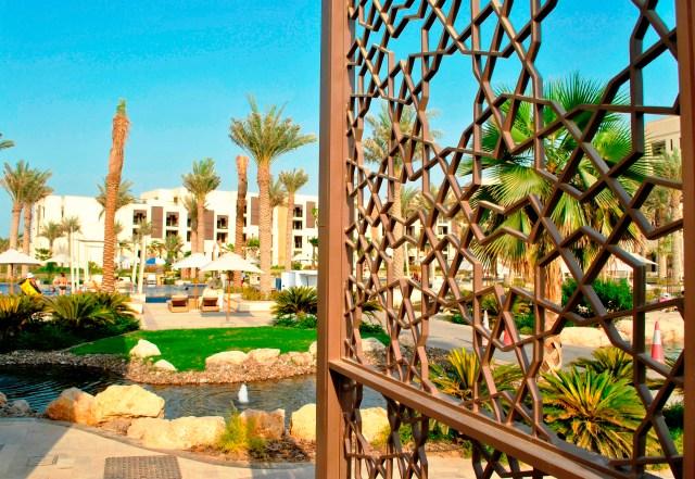 Landscaping @ the Park Hyatt - Saadiyat Island Abu Dhabi: f/8; 1/200sec; ISO-100