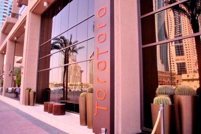 Toro Toro @ Grosvenor House, Dubai Marina: f/3.5; 1/200sec; ISO-100