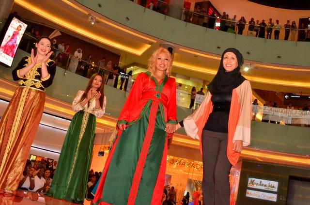 Fashion Show Dubai Mall 036