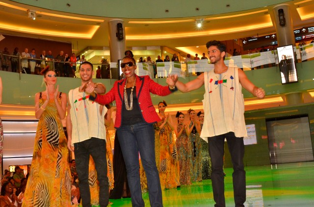 Fashion Show Dubai Mall 055