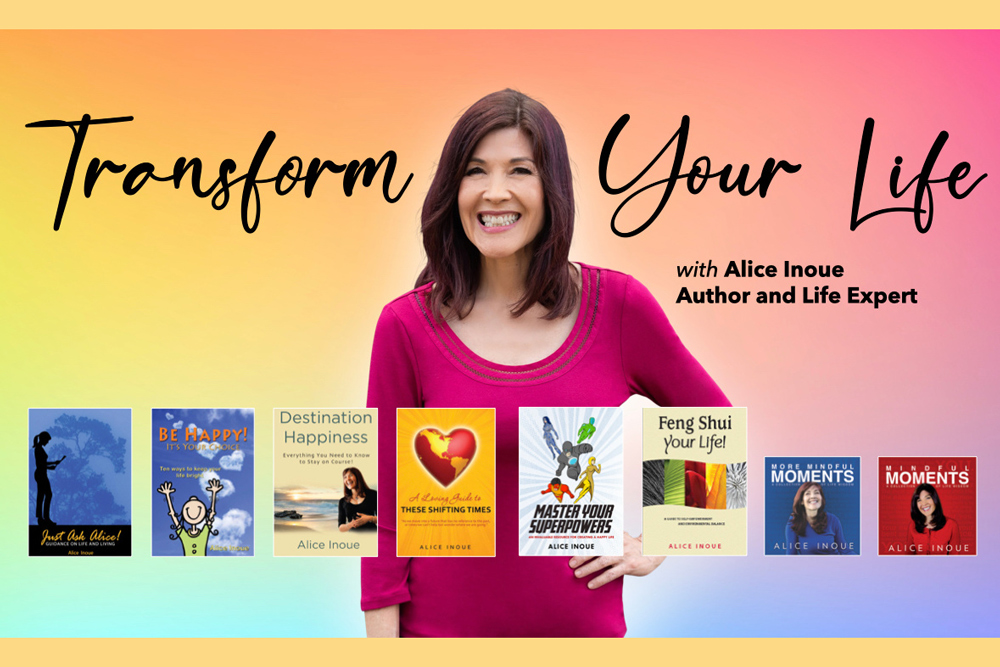 Alice Inour - Transform your Life Class