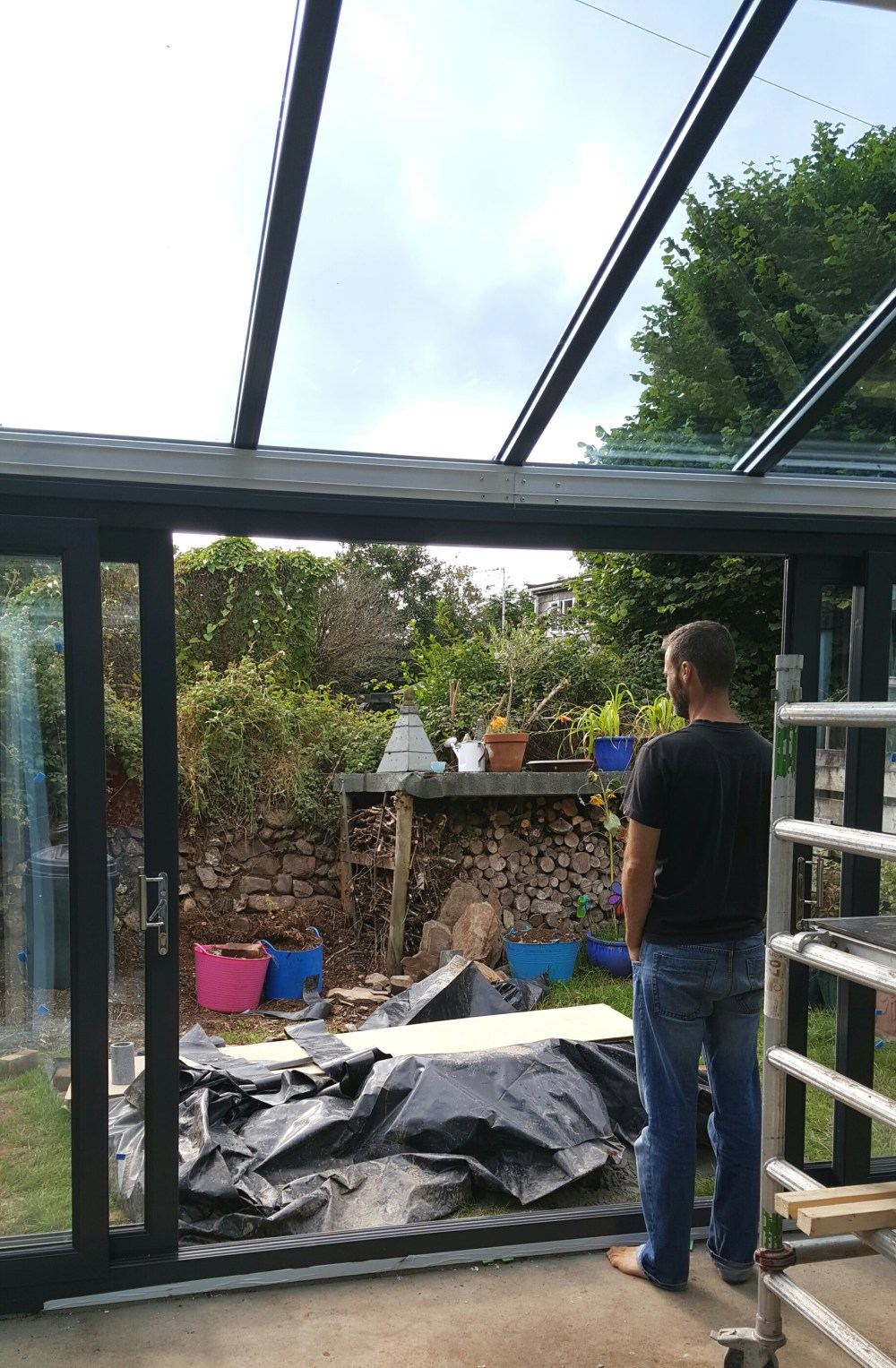 Dotcom Gift Shop parcel of treats. Alice in Scandiland