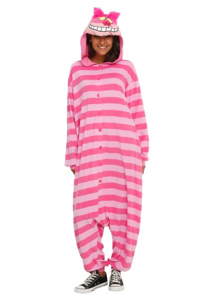 cheshire cat costume is versatile