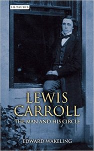 new Lewis Carroll biography by Edward Wakeling