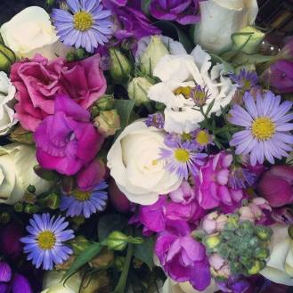 For the love of flowers. Alice in Scandiland