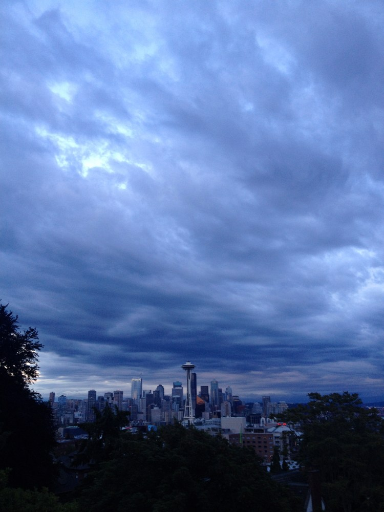 Seattle, the Emerald City (1/6)