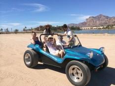 Badass dune buggy